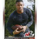 TERRANCE WILLIAMS 2013 Sage Hit Next Level RED SP #82 ROOKIE Dallas Cowboys BAYLOR BEARS