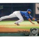 ELVIS ANDRUS 2010 Upper Deck UD #498 Texas Rangers