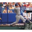 JORGE POSADA 2010 Upper Deck UD #347 New York NY Yankees