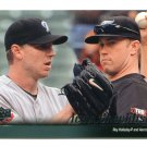 ROY HALLADAY / AARON HILL 2010 Upper Deck UD TC #599 BLUE JAYS