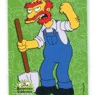 GROUNDSKEEPER WILLIE 2000 Inkworks #40 Springfield Citizens