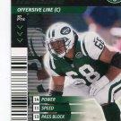 KEVIN MAWAE 2001 NFL Showdown First 1st Edition #306 LSU Tigers NY Jets HAWAII