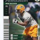 ROBERT FERGUSON 2001 NFL Showdown First & Goal #106 ROOKIE Packers TEXAS A&M Aggies