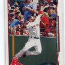 SHANE VICTORINO 2014 Topps #301 BOSTON RED SOX Philadelphia Phillies HAWAII