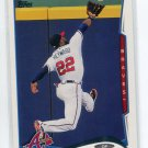 JASON HEYWARD 2014 Topps #212 Atlanta Braves