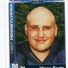 VINCENT SCALA 1997 Big 33 Pennsylvania High School card