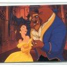 BELLE Beauty and the Beast 1991 Pro Set PROMO Walt Disney