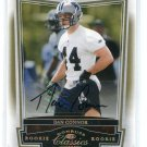 DAN CONNOR 2008 Donruss Classics Significant Signatures #160 AUTO ROOKIE Penn State PANTHERS #d/125