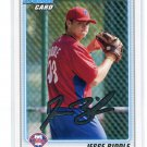 JESSE BIDDLE 2010 Bowman Draft Picks #BDPP6 ROOKIE Philadelphia Phillies