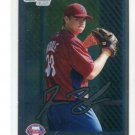 JESSE BIDDLE 2010 Bowman Chrome Draft Picks #BDPP6 ROOKIE Philadelphia Phillies