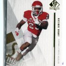 JAWAN JAMISON 2013 SP Authentic CANVAS SP #CC-20 ROOKIE Rutgers REDSKINS