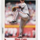MATT CAIN 2012 Sports Illustrated SI for Kids #165 San Francisco SF Giants