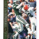 JEFF SNYDER 1995 Pacific Crown Royale Collection #336 Eagles HAWAII Warriors