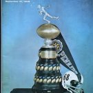 COACH JOE PATERNO 3rd Year College Football Game Program PENN STATE vs. NAVY - September 21, 1968