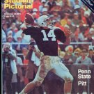 COACH JOE PATERNO College Football Game Program PENN STATE vs. PITT PANTHERS - November 24, 1978
