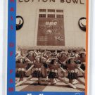 THE CLASS OF 2005 SBC Cotton Bowl Hall of Fame card