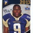 MARQUIS EDWARDS 2013 Pennsylvania PA Big 33 High School card SHIPPENSBURG DB
