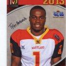 TYLER AMBUSH 2013 Maryland MD Big 33 High School card WR
