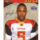 MICHAEL JONES 2013 Maryland MD Big 33 High School card HOWARD DB