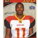 KYLE LEVERE 2013 Maryland MD Big 33 High School card TOLEDO Rockets WR