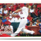 MATT HOLLIDAY 2010 Topps #140 St. Louis Cardinals