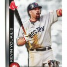 KEVIN YOUKILIS 2010 Topps ToppsTown INSERT #TTT16 Boston Red Sox