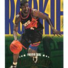 MICHAEL FINLEY 1996 Skybox #236 ROOKIE Wisconsin Badgers SUNS