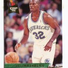 JAMAL MASHBURN 1993-94 Fleer Ultra #235 ROOKIE Dallas Mavericks KENTUCKY Wildcats