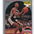 SEAN ELLIOTT 1990 Hoops #267 ROOKIE San Antonio Spurs ARIZONA Wildcats