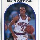 KEVIN JOHNSON 1989 Hoops #35 ROOKIE Phoenix Suns