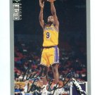 NICK VAN EXEL 1994 Upper Deck UD Collector's Choice Silver Script SP #309 Lakers CINCINNATI Bearcats