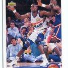 DIKEMBE MUTUMBO 1992 Upper Deck UD McDonald's #P10 ROOKIE Nuggets GEORGETOWN Hoyas