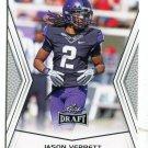 JASON VERRETT 2014 Leaf Draft #26 Rookie TCU WR Quantity QTY