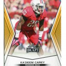 Ka'DEEM CAREY 2014 Leaf Draft GOLD SP #32 Rookie ARIZONA Wildcats RB