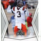LOGAN THOMAS 2014 Leaf Draft #36 Rookie VIRGINIA TECH Hokies QB Quantity Q