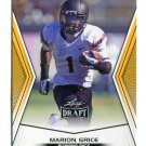 MARION GRICE 2014 Leaf Draft GOLD SP #39 Rookie ARIZONA STATE RB Quantity QTY