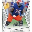 MORGAN MOSES 2014 Leaf Draft #43 Rookie VIRGINIA Cavaliers OT Quantity QTY