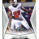 SCOTT CRICHTON 2014 Leaf Draft #51 Rookie OREGON STATE Beavers Quantity QTY