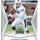 STEPHEN MORRIS 2014 Leaf Draft #53 Rookie MIAMI CANES Hurricanes QB Quantity QTY