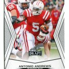 ANTONIO ANDREWS 2014 Leaf Draft #71 Rookie WESTERN KENTUCKY RB Quantity QTY