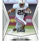 TYLER GAFFNEY 2014 Leaf Draft #86 Rookie STANFORD Cardinal RB Quantity QTY