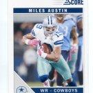 MILES AUSTIN 2011 Score #82 Dallas Cowboys