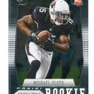 MICHAEL FLOYD 2012 Panini Prizm #222 ROOKIE Notre Dame Irish ARIZONA Cardinals