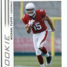 MICHAEL FLOYD 2012 Score #356 ROOKIE Notre Dame Irish ARIZONA Cardinals