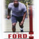DEE FORD 2014 Sage Hit Next Level #130 Rookie AUBURN Tigers KANSAS CITY KC Chiefs