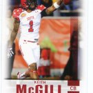 KEITH McGILL 2014 Sage Hit #119 Rookie UTAH Utes RAIDERS