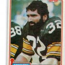 FRANCO HARRIS 1981 Topps #220 Steelers PENN STATE Nittany Lions