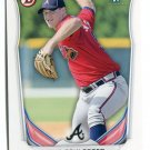GUS SCHLOSSER 2014 Bowman Draft Picks #BP41 ROOKIE Braves