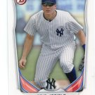 ERIC JAGIELO 2014 Bowman Draft Picks #BP9 ROOKIE New York NY Yankees