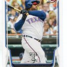 PRINCE FIELDER 2014 Bowman #136 Texas Rangers